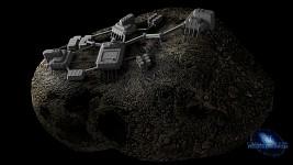 Tauri Asteroid Mine - W.i.P.
