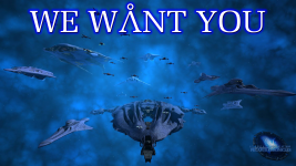 We want you - Wraith