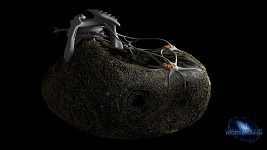 Wraith Asteroid Mine - W.i.P.