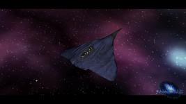 Wraith Artillery Ship
