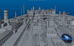 Guess the Map - Scene Model
