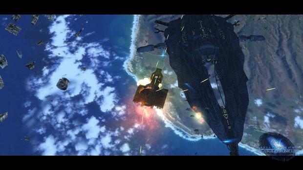 BC-304/Hive Battlescenes