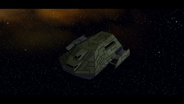 Ancient Troop Carrier (In-Game)