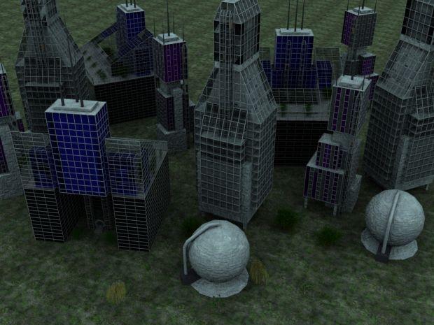 Aschen buildings