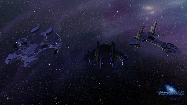 Asgard Fleet - Size comparison