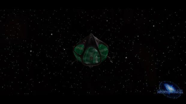 Wraith Repairsatellite (Ingame)