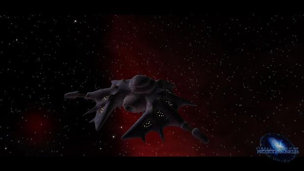 Wraith Space-hangar (Ingame)