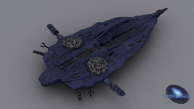 Wraith Hive Render
