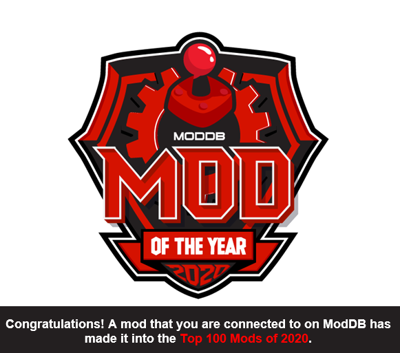 MotY Top 100...yet again! Thanks! <3
