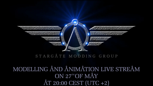 New live stream tomorrow at 20:00 CEST (UTC +2)