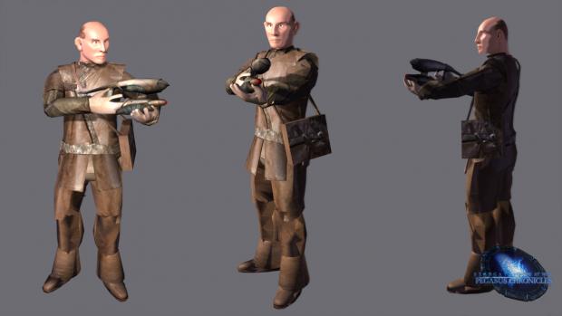 Stargate - Empire at War: Pegasus Chronicles mod - Mod DB