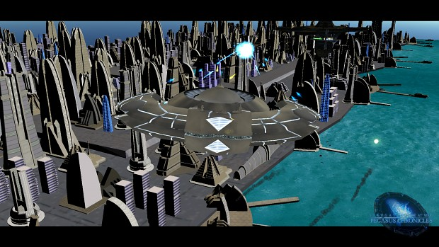 The Might of the Asgard - new skirmish map