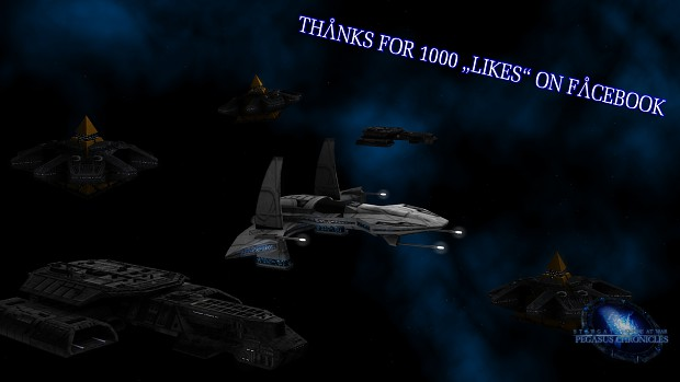 """Thanks for 1k """"Likes"""" on Facebook"""