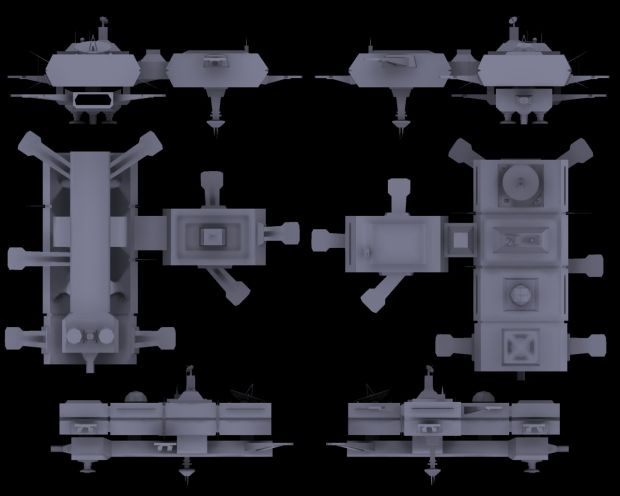 Tauri Space Station Tech 3