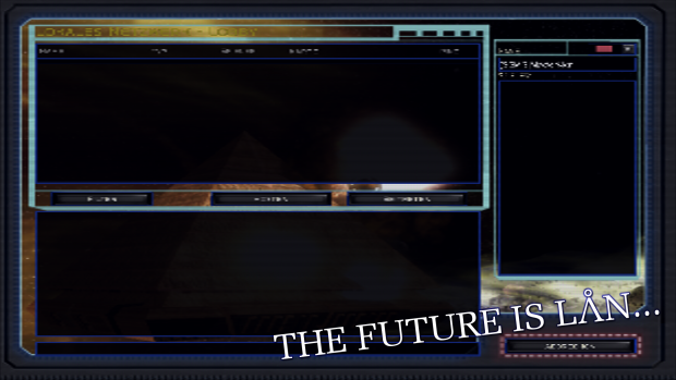 The future is LAN...