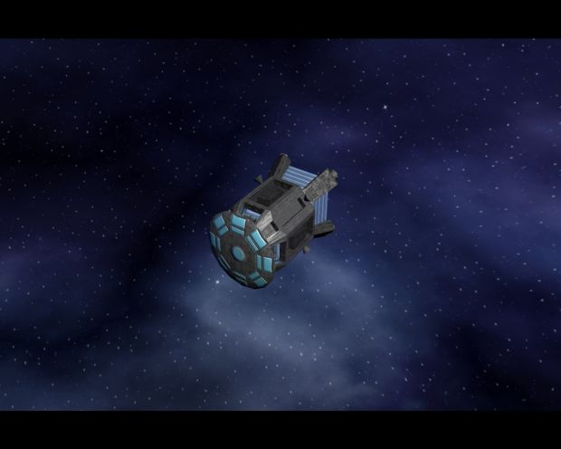 Anti-Replicator satellite