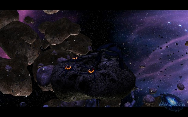 Wraith Asteroid Mine image - Stargate - Empire at War ...