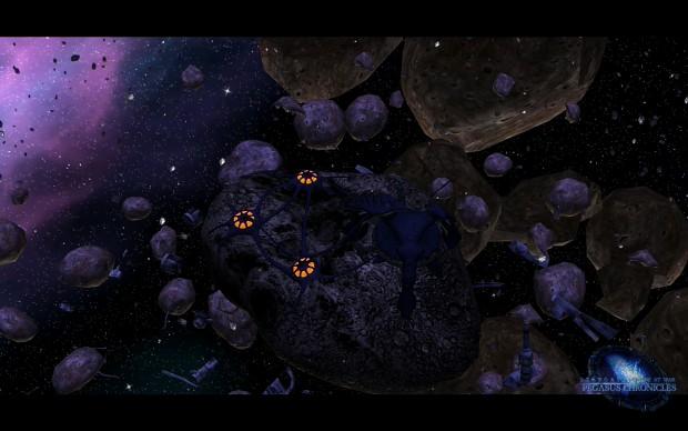 Wraith Asteroid Mine