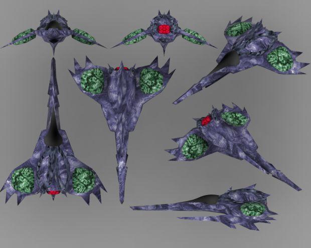 Wraith Bomber