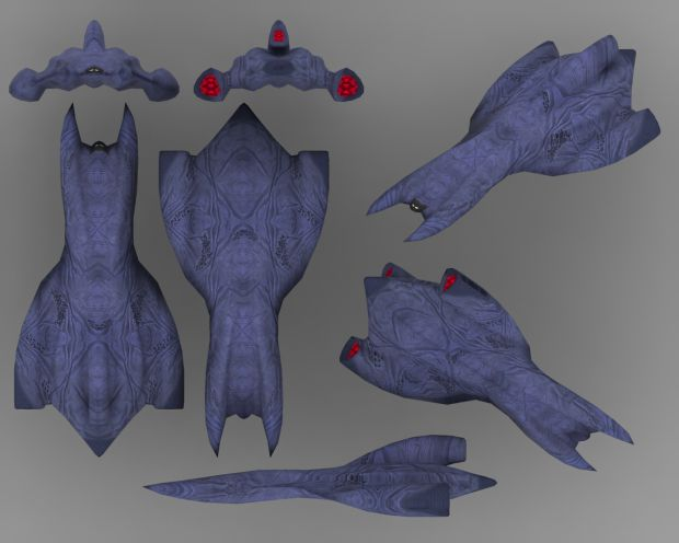 Wraith Corvette