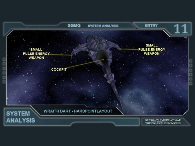 Wraith Dart