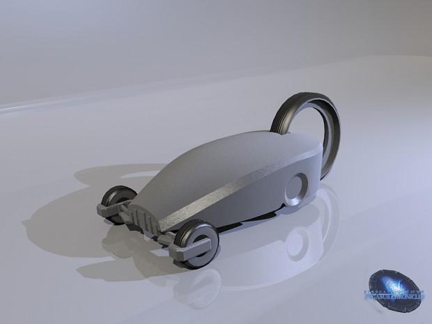 Prototypes - Orban civilian vehicles