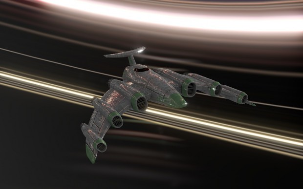 Space Racer render picture
