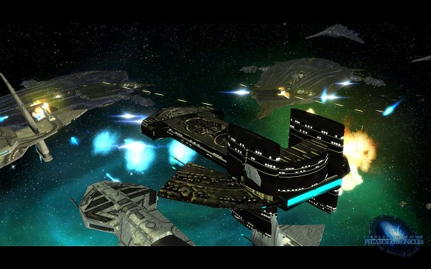 Picture of the Week - Tauri Fleet 6