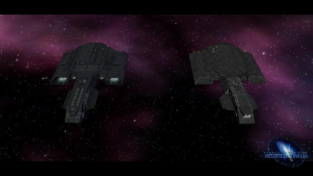 Comparison old/new BC-304