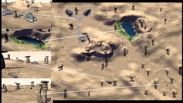 Vorash Ground Map - Mashup
