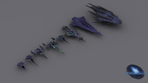 Wraith Fighters