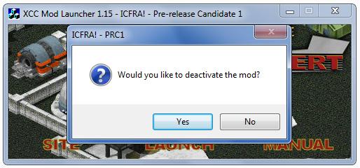 ICFRA PRC1 Deactivation Prompt