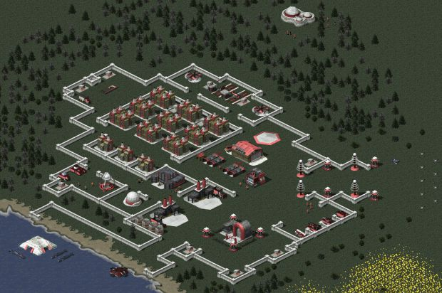 ICFRA! Soviet Base