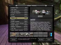 Gunreal Shopping Screen