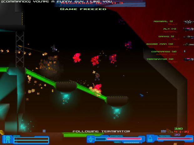 A duel in DM_raid