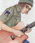Guitar by Evalenge
