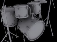 Drumkit WIP 3