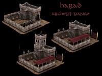 Harad Archery Range