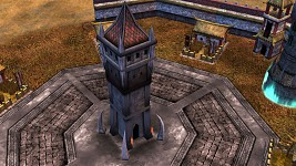 Rhûn Buildings In-game