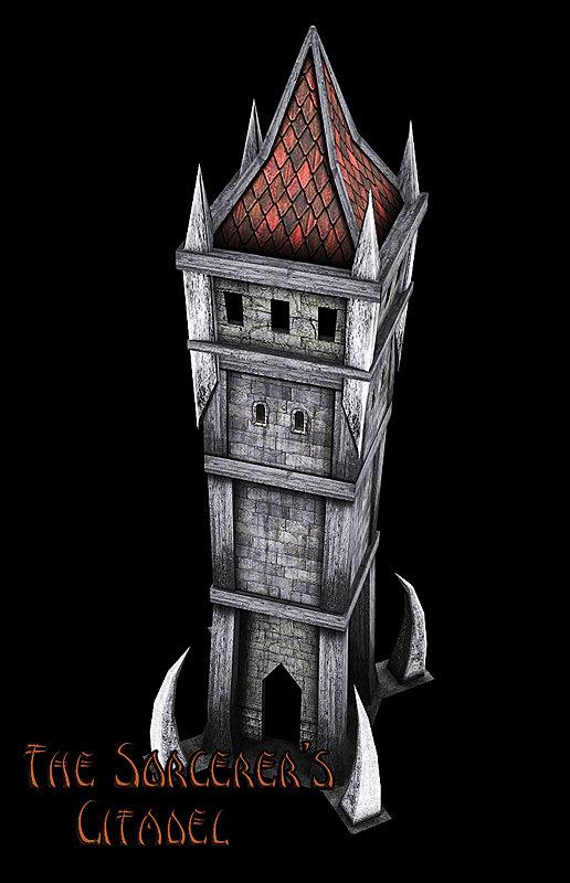 Rhûn Citadel