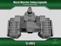 Ares Clan Medium Tank