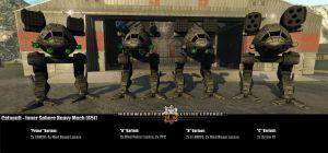 Catapult - Four Variants