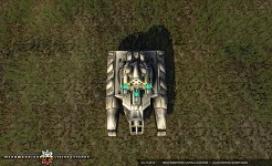 Clan Epona 50-ton Hovertank