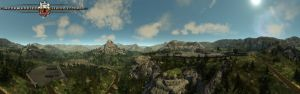 ClearCut - Panorama view of the SA version