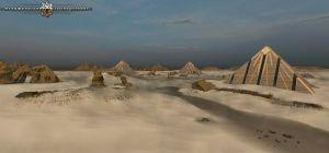SA_Sandblasted - New pyramids and other assets