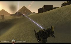 Combat Scene on SA_Sandblasted