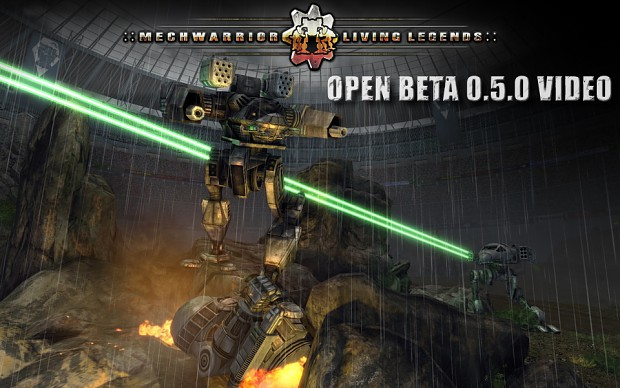 MechWarrior: Living Legends 0.5.0 Teaser
