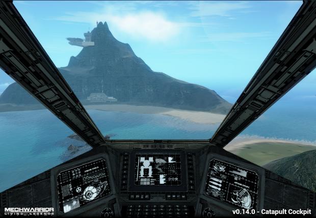 New Catapult Cockpit Art