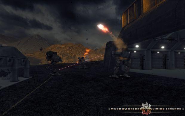 Leaving the hanger - SA_Inferno