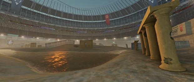New Map SA_Gladiator